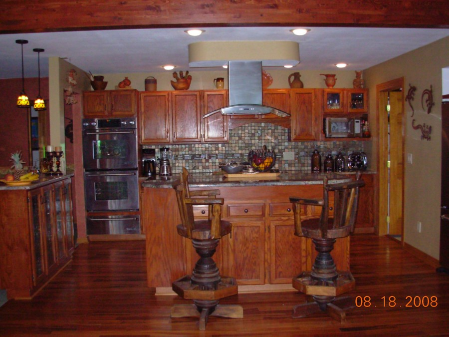 Conifer Kitchen Remodel